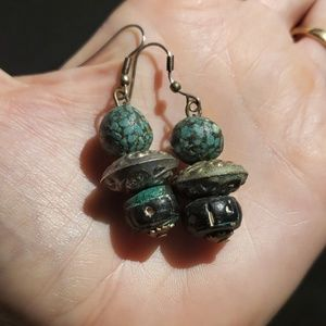 Jewelry - Uniquw Southwestern Style Dangle Earrings